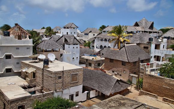 Mettez une option sur l'évasion à Lamu