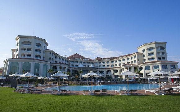 Poussez les portes de La Cigale Tabarka Hôtel Spa & Golf 5*