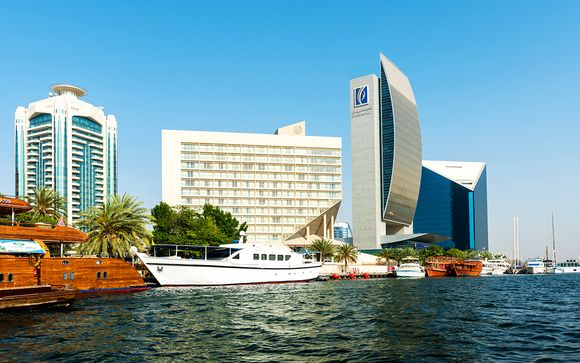 Hôtel Sheraton Dubai Creek and Tower 5*