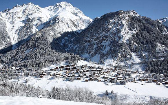Pension complète et cocon en Savoie