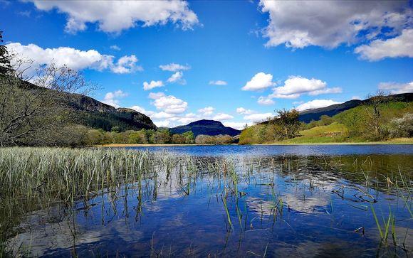 Autotour en Ecosse : �dimbourg, Highlands et �le de Skye