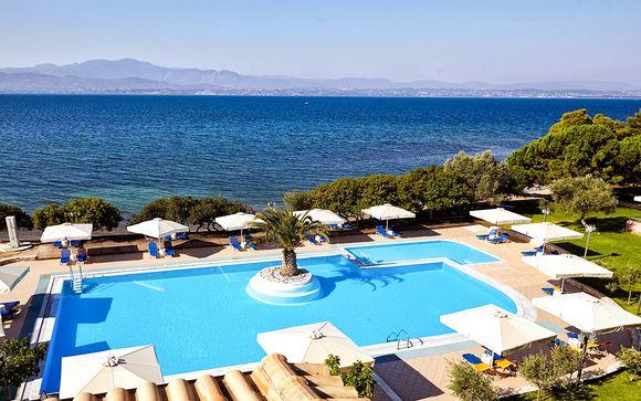 Hôtel Negroponte Resort Eretria 5*