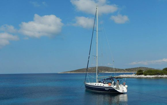 Croisi�re dans les �les grecques depuis Mykonos