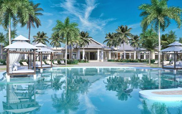 Votre extension à l'hôtel Hilton La Romana 5*