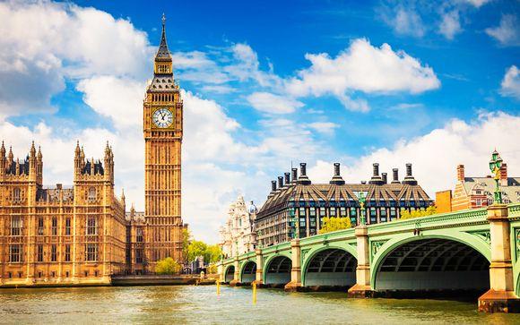 Adresse de choix dans la capitale britannique