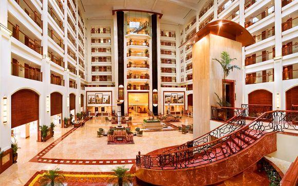 Poussez les portes de l'hôtel The Lalit Mumbai 5*