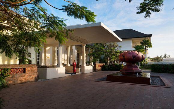 Poussez les portes de l'hôtel Rumah Luwih Beach Resort 5* à Keramas Beach