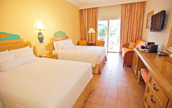 Poussez les portes de l'hôtel Barcelo Maya Caribe 5*