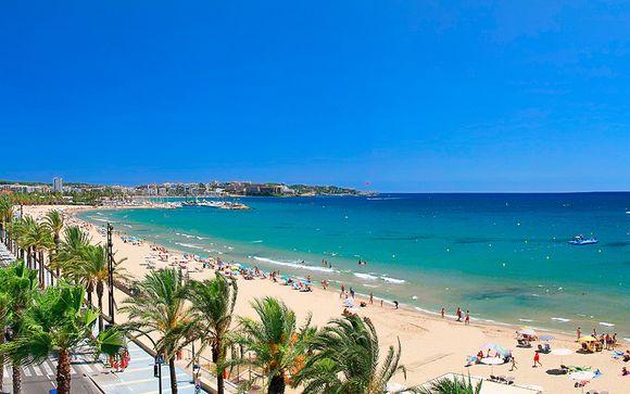 La Costa Dorada en hôtel 4* + Entrée à Port Aventura World