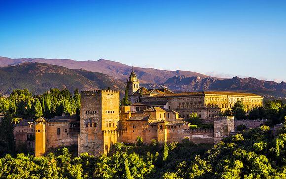 Autotour 4*en Andalousie et extension Costa Del Sol possible