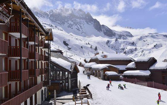 Hôtel Vacances Bleues Belle Plagne - DO NOT USE