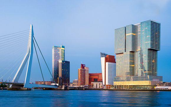 Hôtel Nhow Rotterdam 4*