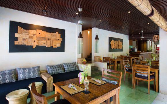 Poussez les portes de l'hôtel Ubud Village Monkey Forest 4* à Ubud