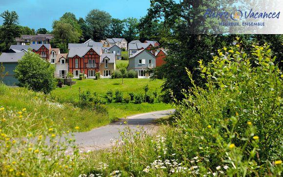 France Branville - Village Pierre & Vacances Le Normandy Garden à partir de 99,00 €