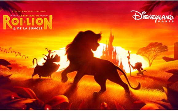 Le Festival du Roi Lion et de la Jungle à Disneyland Paris ®