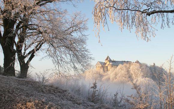 Poussez les portes de votre Hôtel Schloss Waldeck 4*