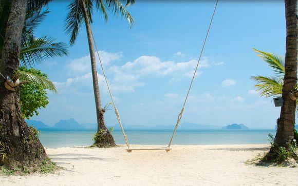 Hôtel Paradise Koh Yao Noi 4*