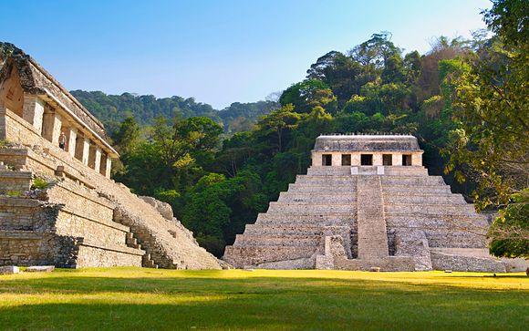 Autotour des ruines mayas aux plages turquoise