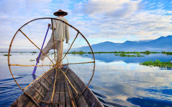Le Myanmar hors des sentiers battus avec extension possible à Ngapali
