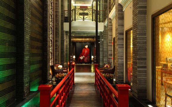 Poussez les portes du Shanghai Mansion Bangkok 4*