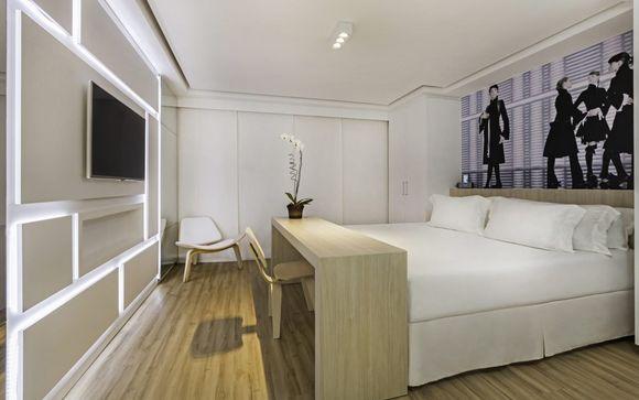 Poussez les portes du Best Western Premier Hôtel Arpoador Fashion 4* à Rio