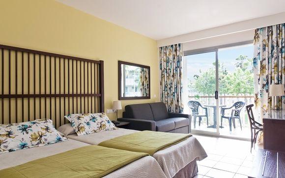 Poussez les portes de l'hôtel Caribe PortAventura World