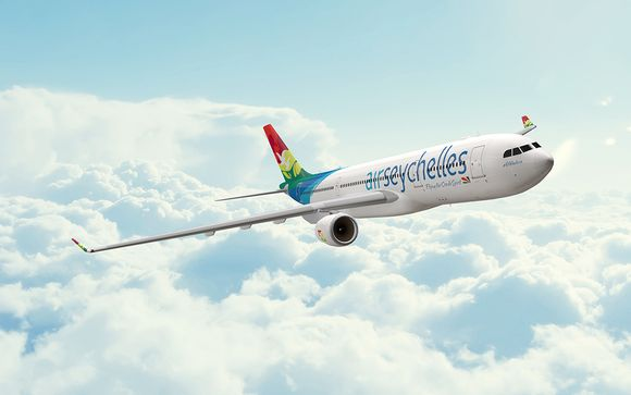 Offrez-vous un vol direct avec Air Seychelles