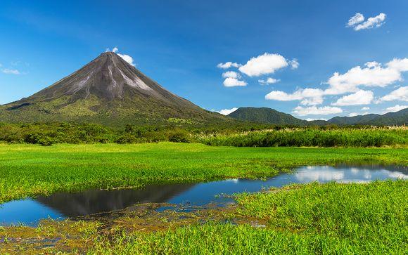 Votre autotour au Costa Rica dans le cadre de l'offre 2