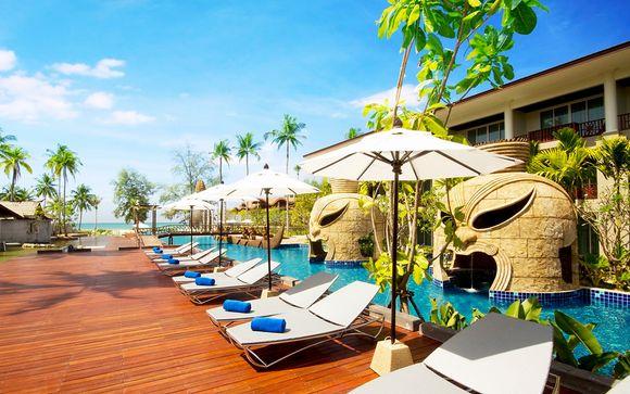 Votre séjour balnéaire au Kappa Club Thaï Beach Resort 5*