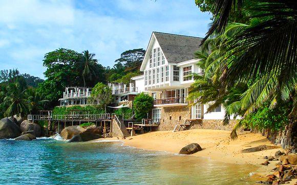 Poussez les portes du Bliss Hotel Seychelles 4*