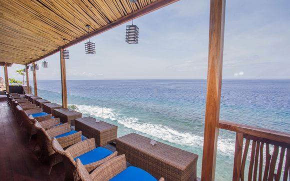 Poussez les portes de l'hôtel The Angkal Resort Nusa Penida
