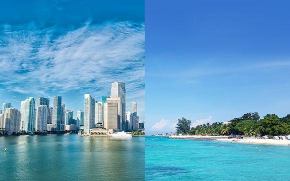 Combin� 5* Nautilus Miami et Breathless Montego Bay