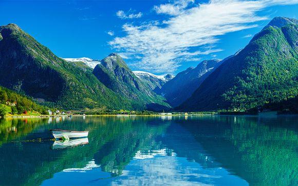 Circuit L'Essentiel des Fjords en été