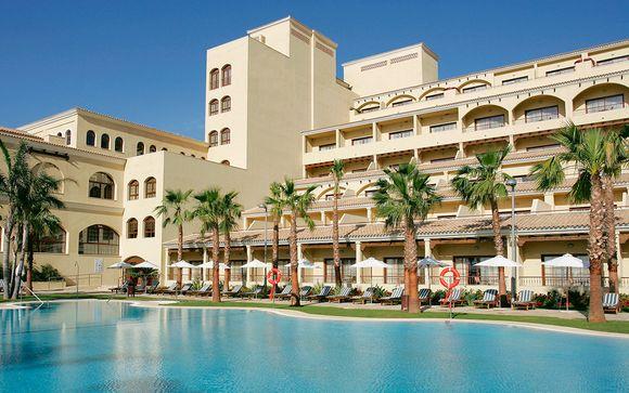 Poussez les portes de l'Hôtel Vincci Envia Almeria Wellness & Golf 5*