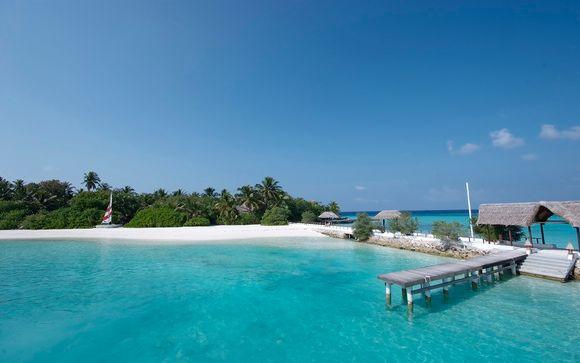 Votre extension au Makunudu Resort Maldives 4*