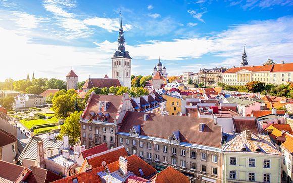 Rendez-vous... à Tallinn