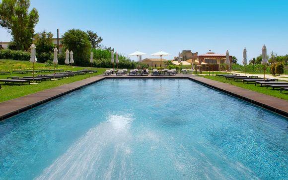 Falconara Charming House Resort 4*