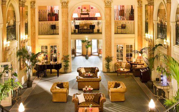 Poussez les portes de l'hôtel Océania L'Univers 4*