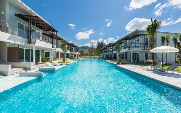 The Waters by Kathathani 4* et s�jour possible � Krabi