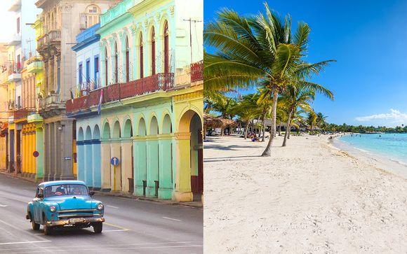 Combiné La Havane coloniale et hôtel Dreams Riviera 5*