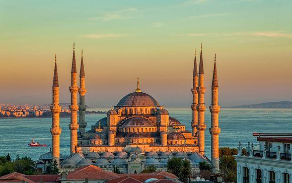 Croisière Byzantine : Départ le 08/11/2015