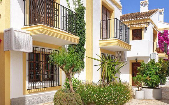 Poussez les portes de votre Hôtel Alegria Infiniti Beach Resort