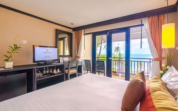 Poussez les portes du Impiana Resort Chaweng Noi 4*