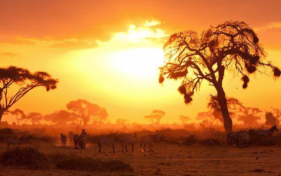 Zoom sur votre programme l'Essentiel Kenya - 7 jours/6 nuits