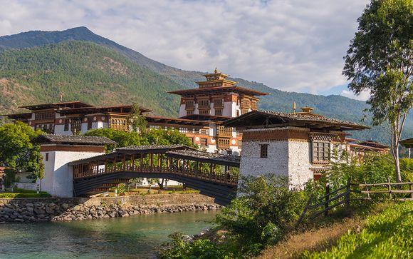Circuit privatisé : Découverte du Bhoutan en 8 nuits