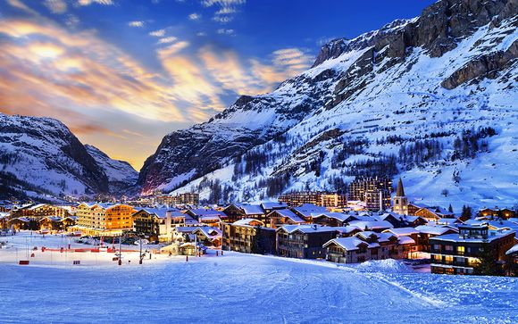 Rendez-vous... au Val d'Isère
