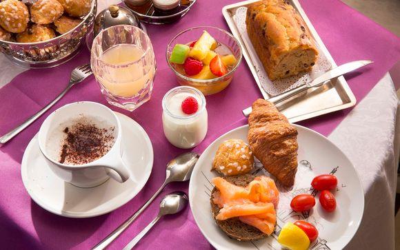 Savourez votre petit-déjeuner...
