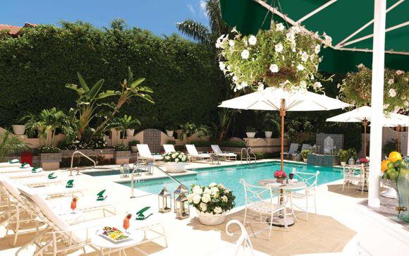 Poussez les portes de l'hôtel The Chesterfield Palm Beach 4*