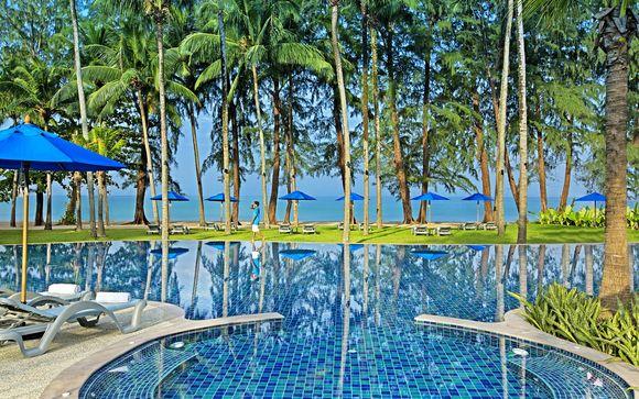 Hôtel Manathai Khaolak 5* avec extension possible à Bangkok