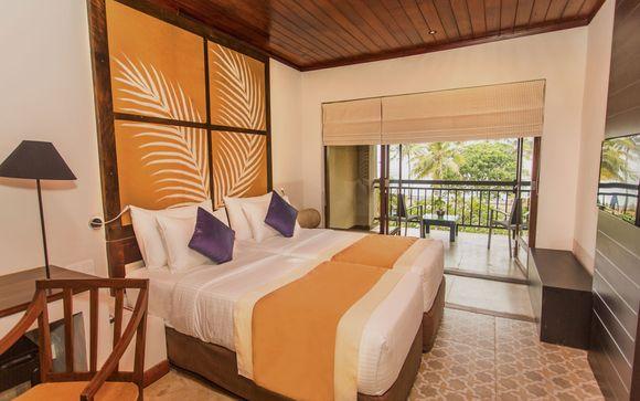 Hôtel Earl's Reef Beruwala 4*